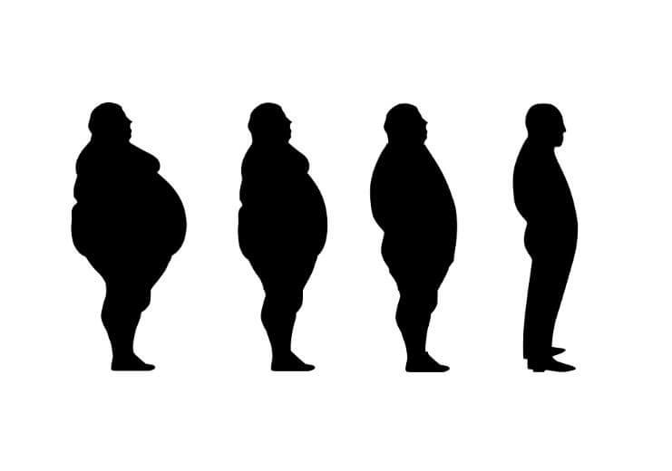 فقدان الوزن بسرعة